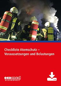 Kostenloser Download Checkliste Atemschutz Ecomed Storck Shop