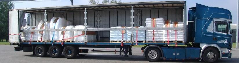 Ladungssicherung - Logistik