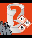 Einstufung und Klassifizierung von Abfällen