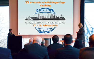 35. Internationale Gefahrgut-Tage Hamburg