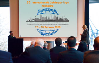36. Internationale Gefahrgut-Tage Hamburg