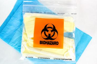 Biostoffe – Infektionsgefahren beurteilen und vermeiden