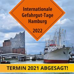 Internationale Gefahrgut-Tage Hamburg