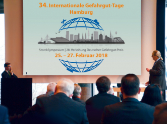 34. Internationale Gefahrgut-Tage Hamburg