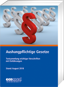 Fachliteratur von ecomed SICHERHEIT, ecomed MEDIZIN und Storck Verlag