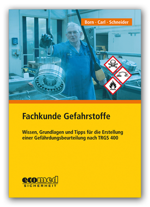 Professional literature by ecomed SICHERHEIT, ecomed MEDIZIN and Storck Verlag